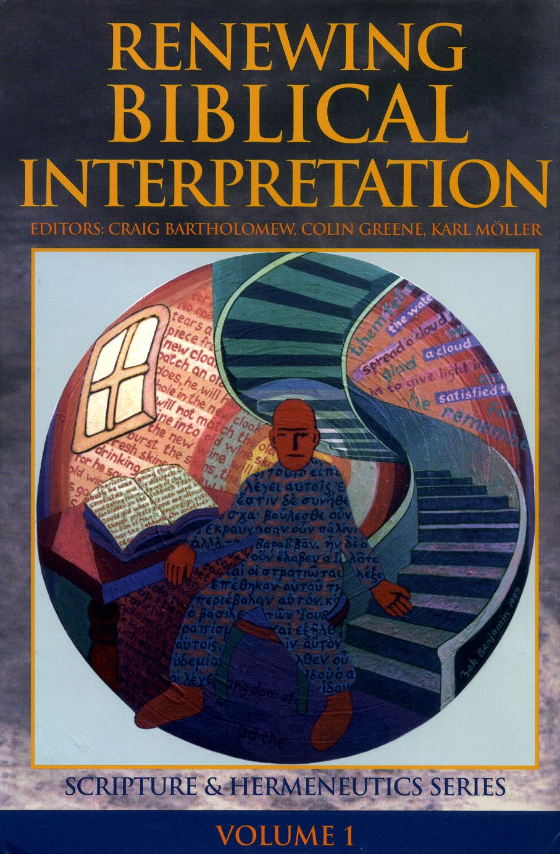 Renewing Biblical Interpretation